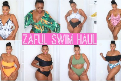 1bc7643fe23 Zaful Bikini Try On Haul – Curvy Girl Plus Size Baddie Approved