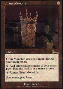 Grim Monolith