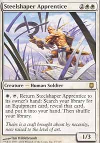 Steelshaper Apprentice