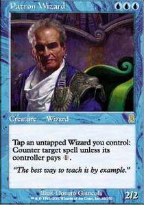 Patron Wizard