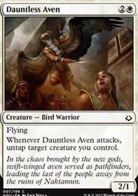 Dauntless Aven