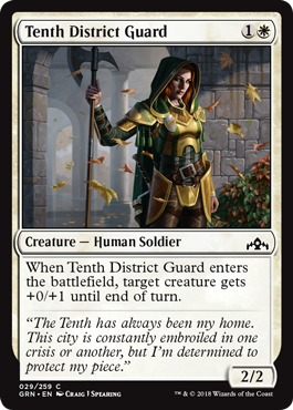 Tenth District Guard