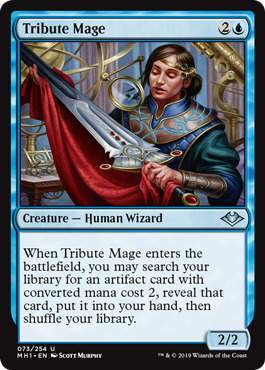 Tribute Mage