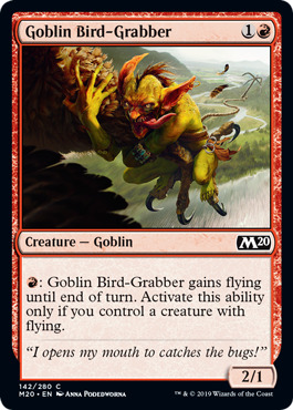 Goblin Bird-Grabber