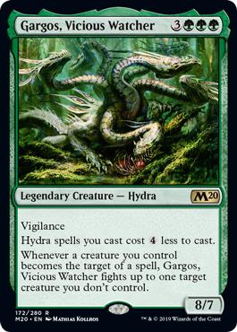 Gargos, Vicious Watcher