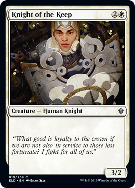 Knight of the Keep