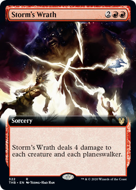 Storm's Wrath - Extended Art