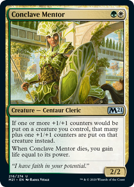 Conclave Mentor