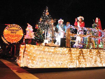 Prescott area holiday events