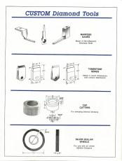 Crystal Cut Tool, INC. Custom Diamond Tool