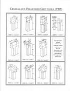 Crystal Cut Tool Pelletized Grit Tools (PBP)