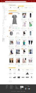 Expressplus - Shop Category Page
