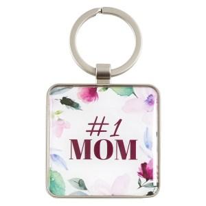 Mother (Metal Keyring)