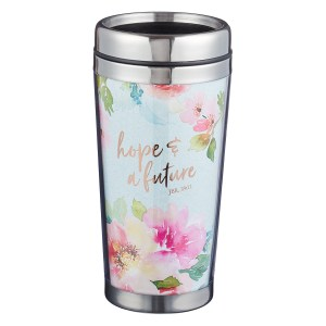 Hope And Future (Stainless Steel Mug)