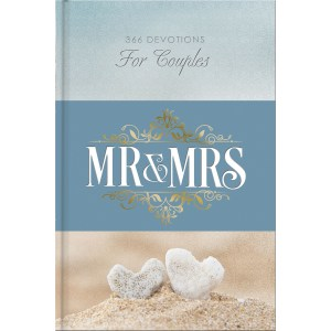 Mr & Mrs 366 Devotions For Couples (Hardcover)