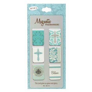The Lord Gives Us Grace And Glory (Magnetic Pagemarkers)