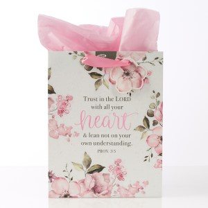 Trust In The Lord (Medium Gift Bag)