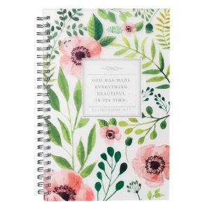 God Has Made Everything Beautiful (Wirebound PVC Notebook)