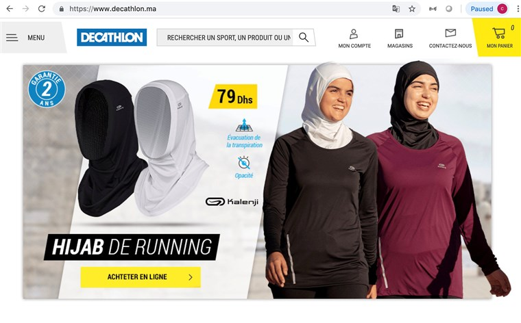 Running After The Hijab – Why Decathlon And The Washington Post Got It Wrong