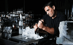 Commercial uses of Cube, Crushed, and Cocktail Ice with Crystal Ice in Los Angeles
