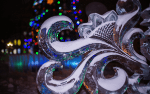 Special Events Ice Sculptures in Los Angeles