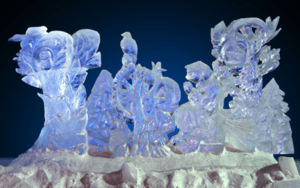 Uses of Ice Sculptures in Los Angeles