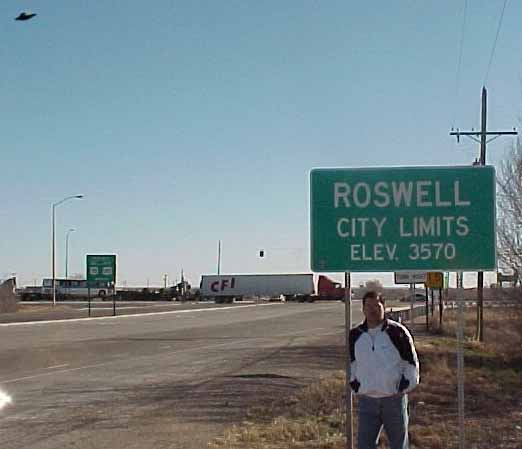 Rosswell UFO Crash | WeirdSciences