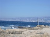 Near AUB Beach.