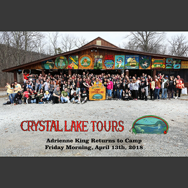 April 2018 Friday Morning Group Tour w/ Sleeve
