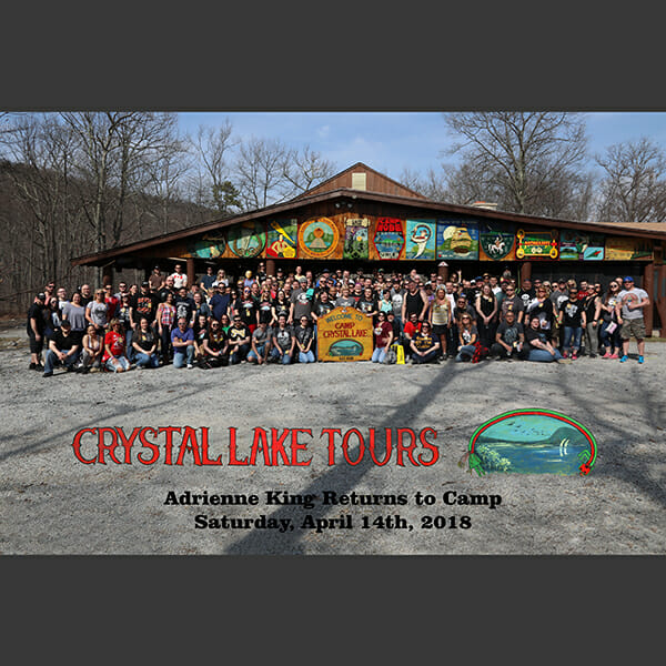 April 2018 Saturday Afternoon Group Tour w/ Sleeve