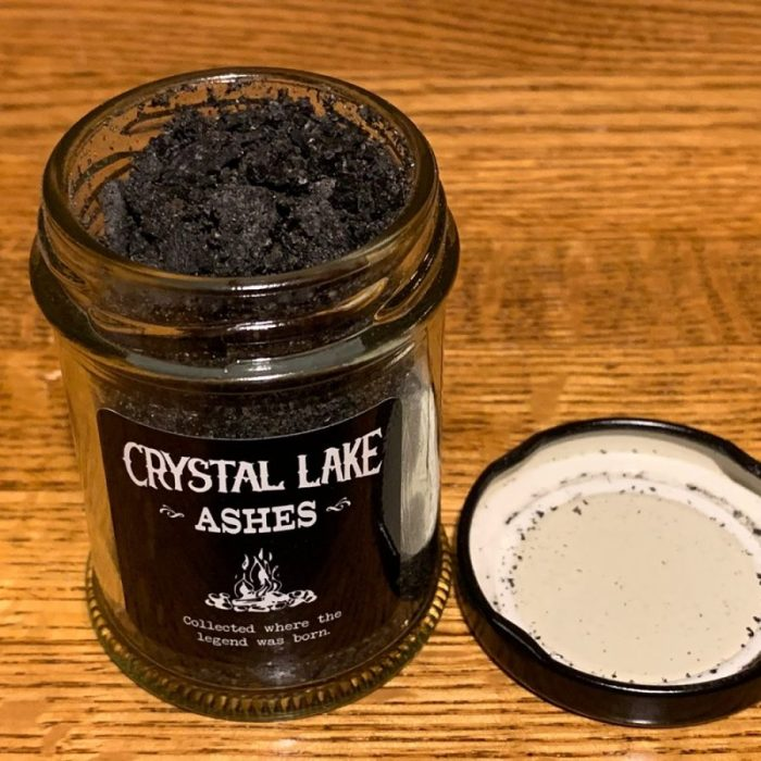 Crystal Lake Ashes