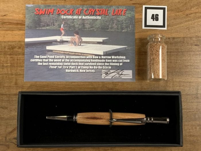 Custom Swim Dock Pen #46