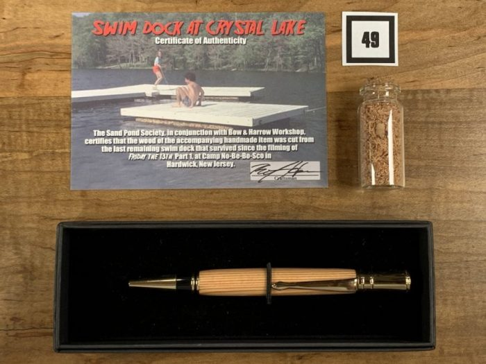 Custom Swim Dock Pen #49