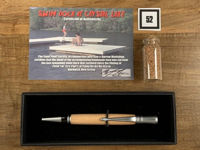 Custom Swim Dock Pen #52