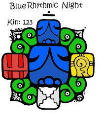 Blue Rhythmic Night