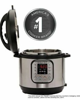 Programmable Instant Pot