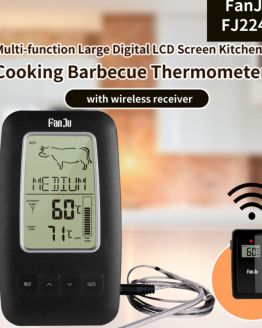 Smart Grill Thermometer
