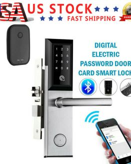 Smart Door Lock With Gateway