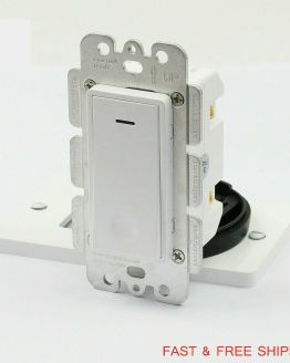 Remote-Controlled Smart Wall Switch