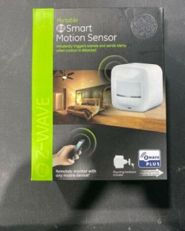 Super Smart Wireless Motion Detector