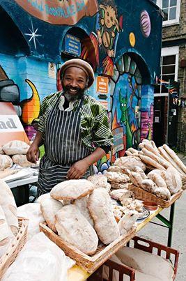 Fresh bread every week