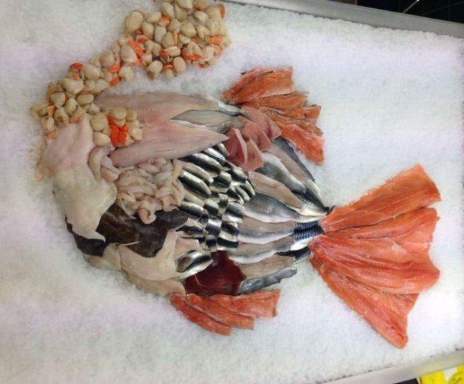 Veasey's: Super fresh fish