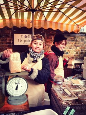 The Grain Grocers