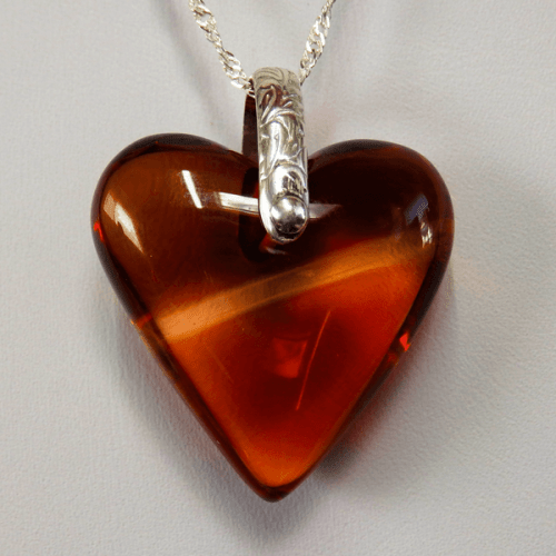 Deep-Orange-Citrine-Heart-with-Seed-Crystal
