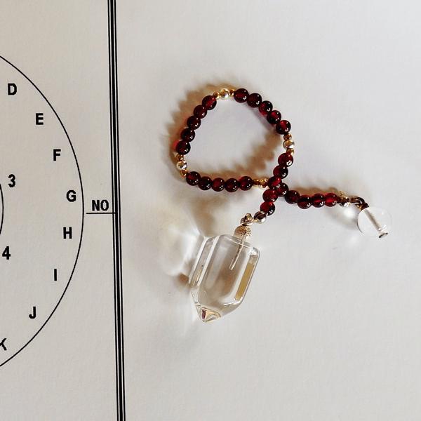 Small Quartz Crystal Pendulum