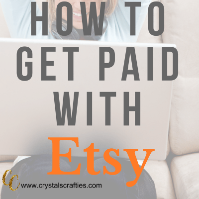 How to get paid with Etsy