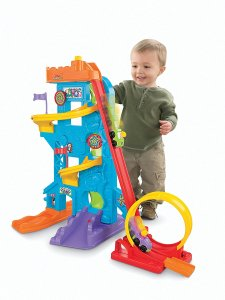 Toddler Race Track