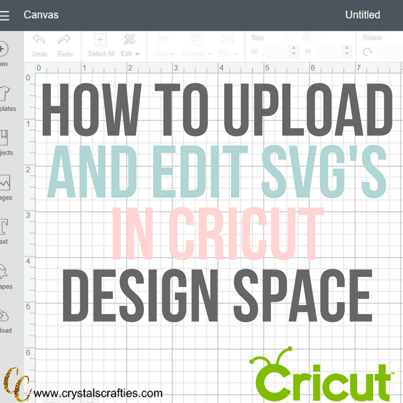 Download How to upload and edit a SVG file in Cricut Design Space