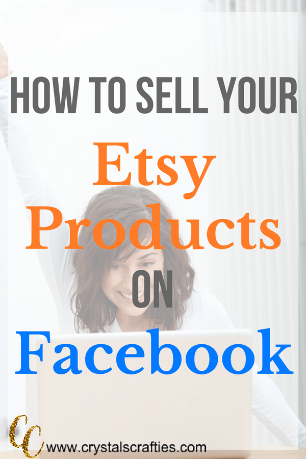 How to sell your Etsy products on Facebook