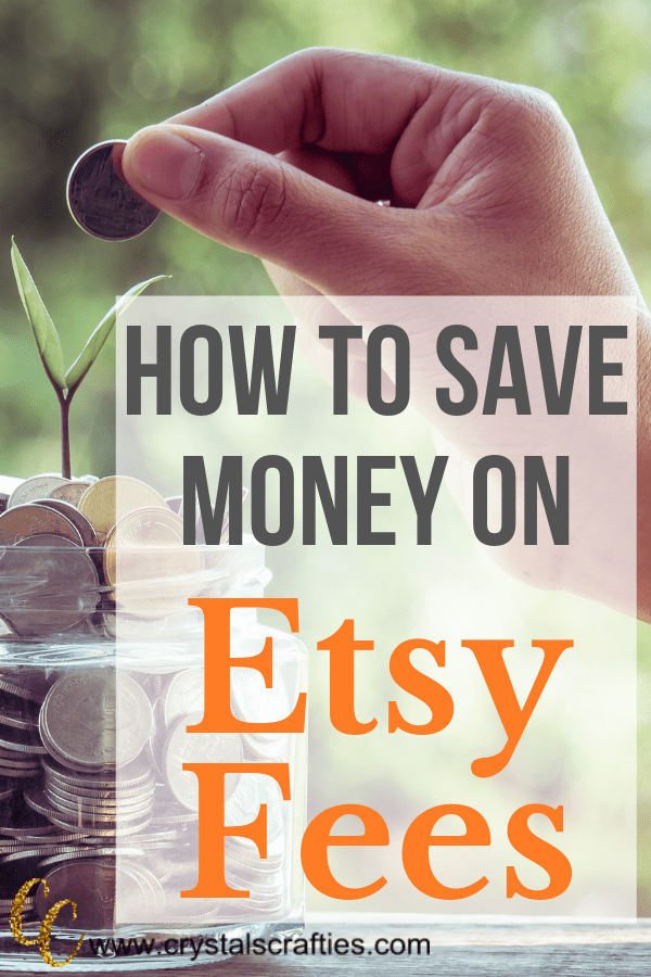 How to save money on Etsy Fees